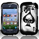 For Samsung Galaxy Discover S730g / Galaxy Centura S738c (StraightTalk/Net 10/Tracfone) Design Snap-on Protector... by Zizo