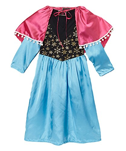 Royal Gem Clothing Baby Girls' Halloween Ice Princess Dress Costume