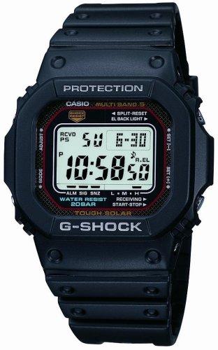 CASIO (カシオ) 腕時計 G-SHOCK タフソーラー 電波時計 MULTIBAND5 GW-M5600-1JF