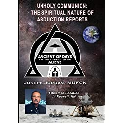 Unholy Communion: The Spiritual Nature of Abduction Reports