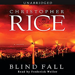 Blind Fall Audiobook