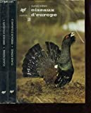 img - for Oiseaux d'Europe I: Engoulevents, Martinets, Rolliers, Pics, Passereaux (Collection Couleurs de la nature) book / textbook / text book