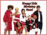 "Single Source Party Supply - High School Musical Edible Icing Image #3-8.25"" Round"