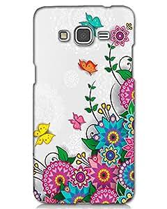 MobileGabbar Samsung Galaxy E5 Back Cover Printed Designer Hard Case