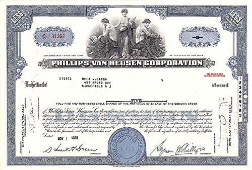 Buy Phillips Van Heusen Now!