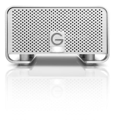 G-Technology G-Raid 8Tb Dual External Hard Drive With Usb 3.0, Firewire 400, Firewire 800 Interfaces And Raid 0 (0G02492)