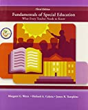 img - for Fundamentals of Special Education: What Every Teacher Needs to Know (3rd Edition) book / textbook / text book