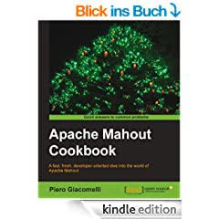 Apache Mahout Cookbook