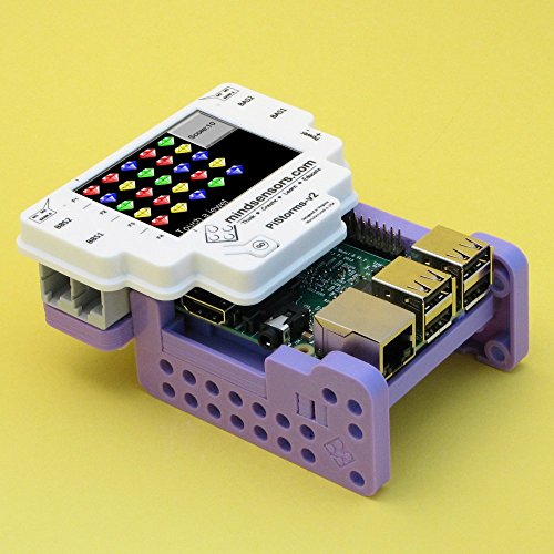 PiStorms-v2 Base Kit - Raspberry Pi Brains for LEGO Robot! (Robot Brain compare prices)