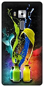 A Marc Inc. Back Cover for Asus Zenfone 3