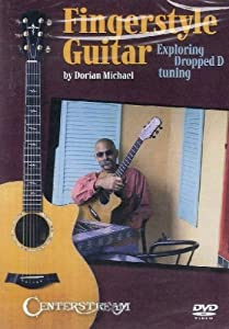 Fingerstyle Guitar-Exploring Dropped D Tuning (DVD)