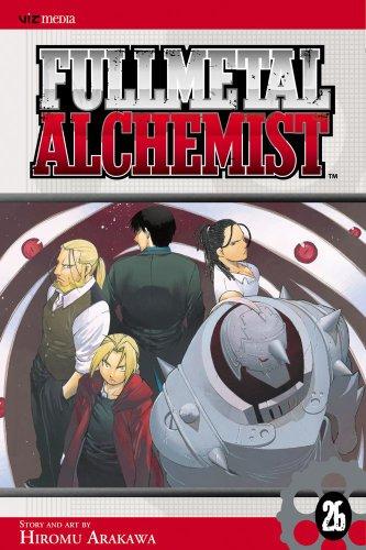 Fullmetal Alchemist, Vol. 26 (Fullmetal Alchemist (Graphic Novels))