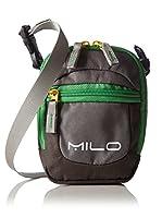 Milo Bandolera Ocus (Gris / Verde)