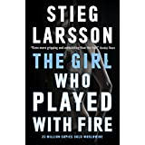 The Girl Who Played with Fire (Millennium series Book 2)by Stieg Larsson
