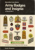 img - for Army Badges and Insignia of World War II (Colour) book / textbook / text book