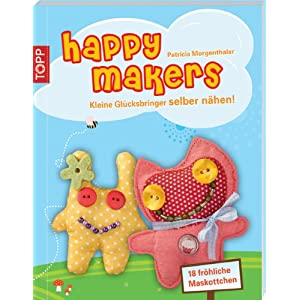 eBook Cover für  Happymakers Kleine Gl xFC cksbringer selber n xE4 hen