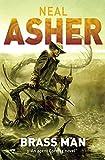 Brass Man (Agent Cormac Book 3)