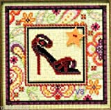 High Heel - Cross Stitch Kit
