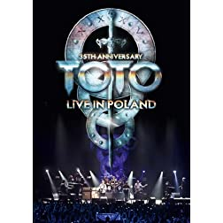35th Anniversary Toto Live in Poland