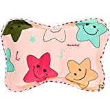 WonderKart Star Print Feeding & Nursing Baby Neck Pillow - Pink
