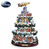 51j8RI5i5kL. SL160  Disney Tabletop Christmas Tree: The Wonderful World Of Disney by The Bradford Exchange