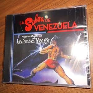Nuestra Orquesta La Salsa Mayor - Los Hombres Chiquitos - Perdonala