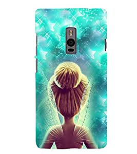 PRINTSWAG QUOTE Designer Back Cover Case for ONE PLUS TWO