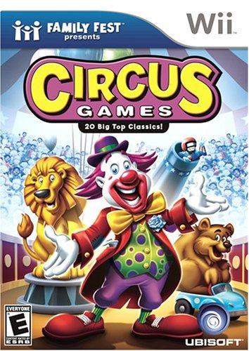 Circus Games - 1