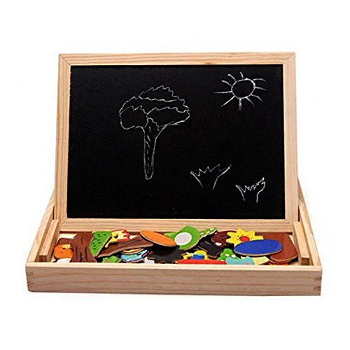 Absolute Sale  Animal Magnetic Puzzle, Wooden