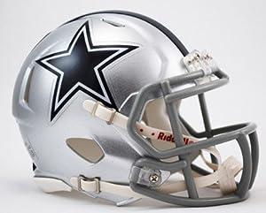 NFL Dallas Cowboys Revolution Speed Mini Helmet by Riddell