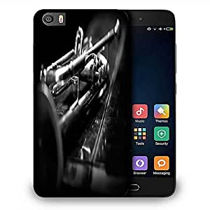 Snoogg Music Bass Designer Protective Phone Back Case Cover For Samsung Galaxy J1