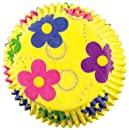 Wilton Dancing Daisy Flower Baking Cups