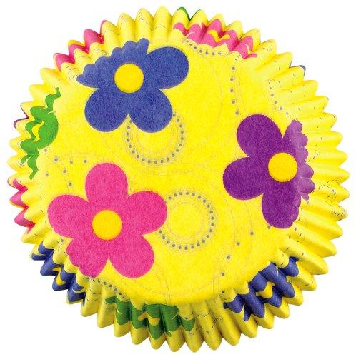 Wilton Dancing Daisy Flower Baking Cups