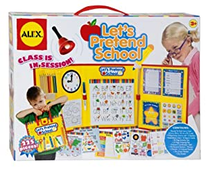 ALEX® Toys - Pretend & Play Let'S Pretend School 794W