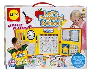Alex Toys Pretend and Play Let's Pretend School