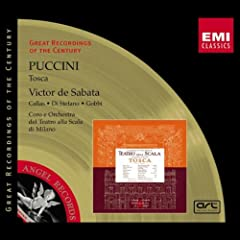 Great Recordings of the Century - Puccini: Tosca