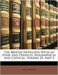 barbauld essays