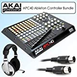 51j8gJi8CeL. SL160  Lowest Price Akai APC40 Ableton Performance Controller Bundle