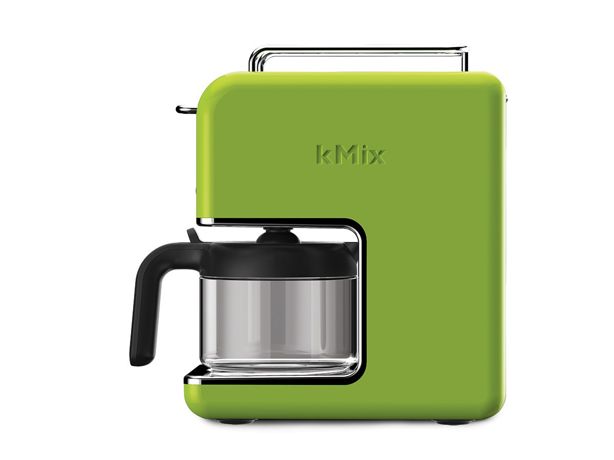 Kenwood CM 030GR New Mix Kaffeemaschine Pop Art, grasgrün Kundenbewertung: