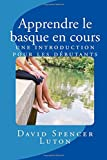 Apprendre le basque en cours: une introduction pour les débutants