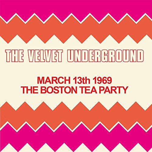 Boston Tea Party March 13th 1969