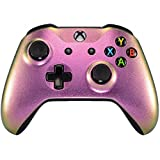 Xbox One Wireless Controller for Microsoft Xbox One - Custom Soft Touch Feel - Custom Xbox One Controller (Pink Chameleon) (Color: Pink Chameleon)