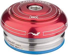 Cane Creek 110 IS42286  IS4230 Short Cover Headset Red