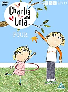 Charlie And Lola: Four [DVD]