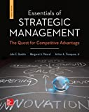 img - for Essentials of Strategic Management: The Quest for Competitive Advantage with Connect Plus book / textbook / text book