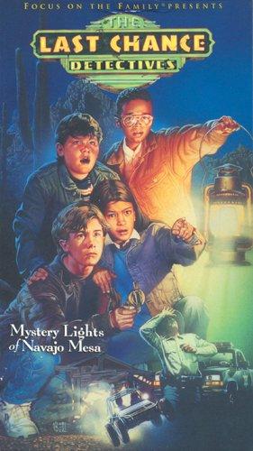 Mystery Lights of Navajo Mesa [VHS]