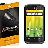 [6-Pack] SUPERSHIELDZ- High Definition Clear Screen Protector For AT&T Radiant Z740 + Lifetime Replacements Warranty [6-PACK] - Retail Packaging