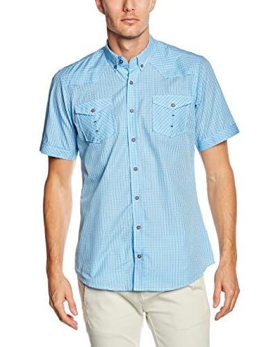 Pontto Camisa Hombre Herrenhemd Pontto - Modern-Fit