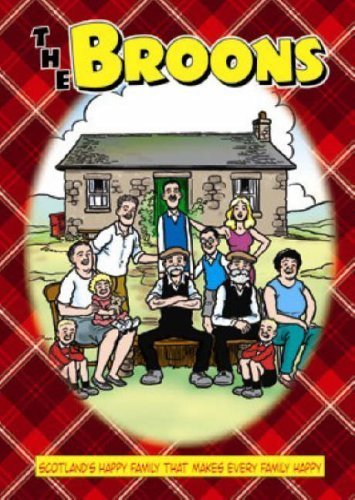 The Broons 2008 (Bi-Annual) by unknown (2007) Paperback PDF