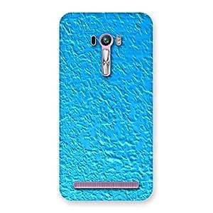 Ajay Enterprises remier Blue RPattern Back Case Cover for Zenfone Selfie